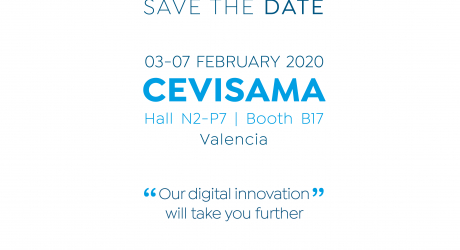 save the date System ceramics cevisama 2020