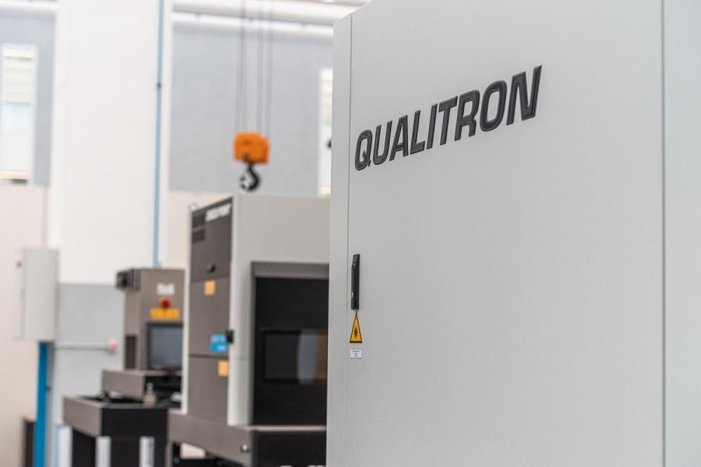 Qualitron Quality Control System Ceramics