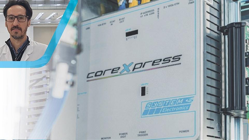 Corexpress system ceramics luca turrini engineering manager